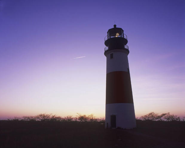Twilight at Sankaty Lighthouse